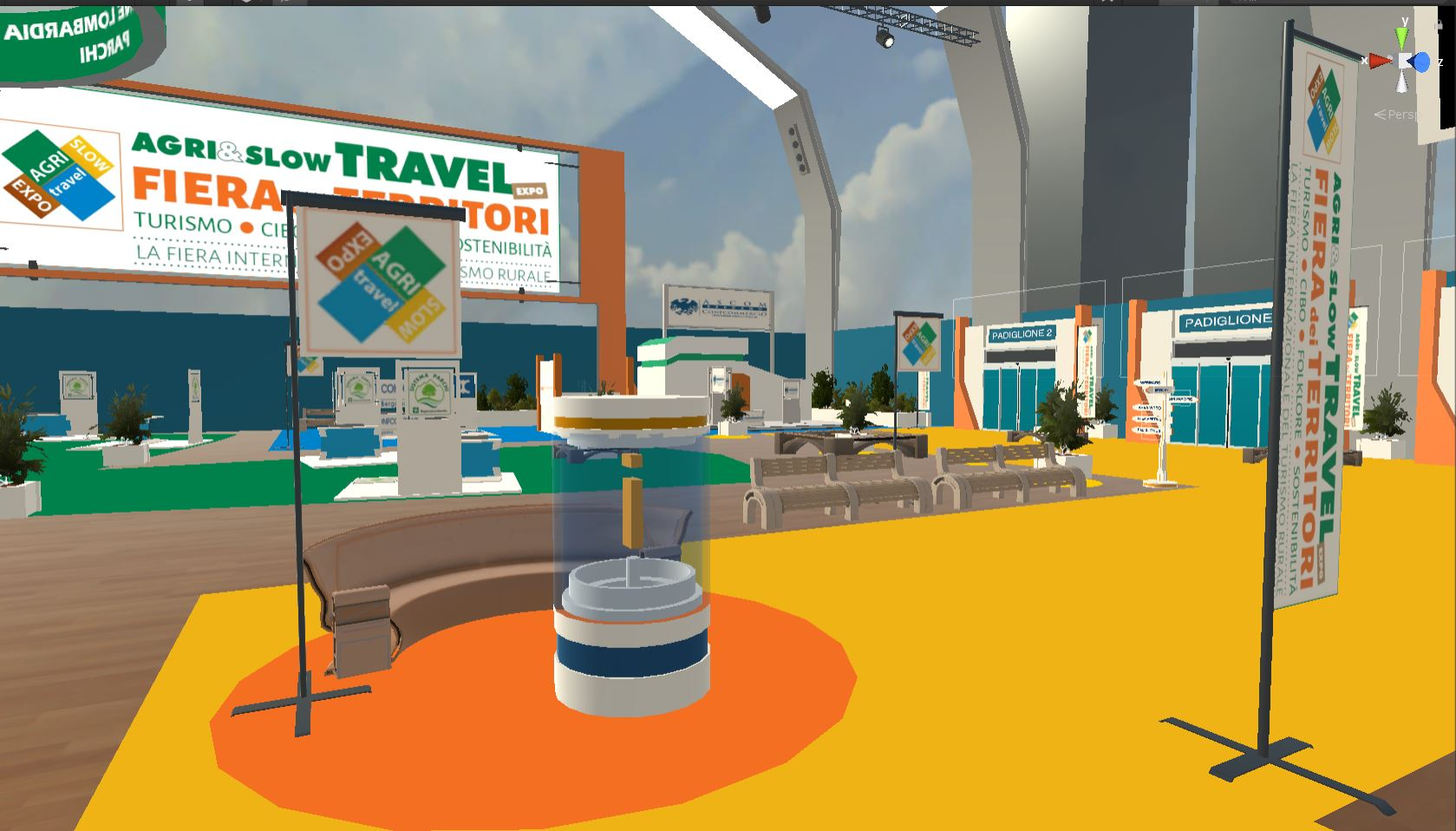 Agri Travel & Slow Travel Expo Virtual - Italian Fashion Events